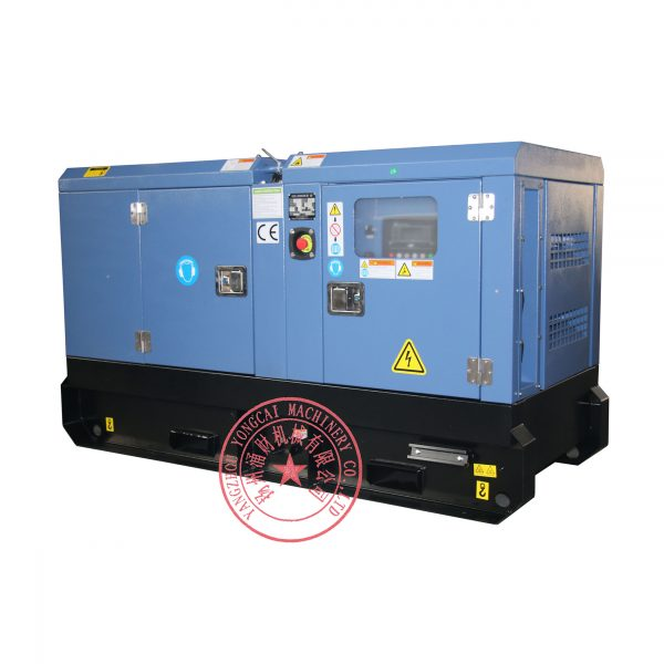 30kw Cummins diesel generator -1