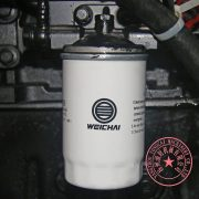 Weichai WP4.1D66E200 fuel filter for engine