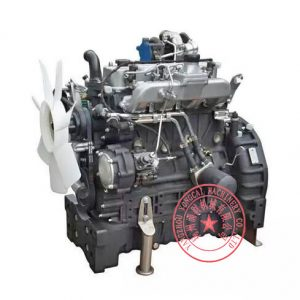Changchai 4G33TC diesel engine