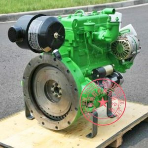 Changchai CZ380Q diesel engine for genset