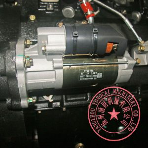 Lovol 1004TG14 starter motor T837010005