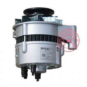 Quanchai QC380D engine alternator