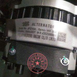 YT3B2-18 YTO alternator JFZ15A