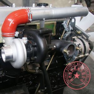 Y4110ZLD Yangdong engine turbocharger J56