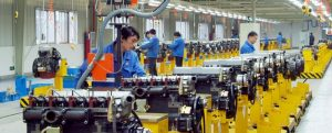 Changchai Engine Production Line