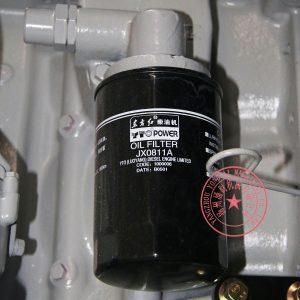 YTO YT3B2-15 oil filter JX0811A