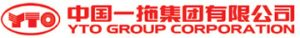 YTO group corporation logo