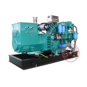 120kw Weichai marine diesel generator
