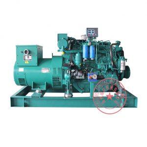 150kw Weichai marine diesel generator