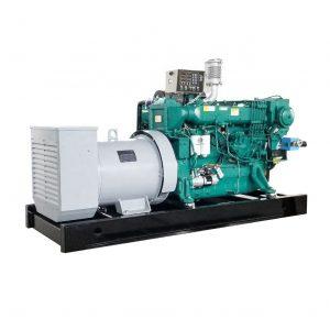 200kw Weichai marine diesel generator