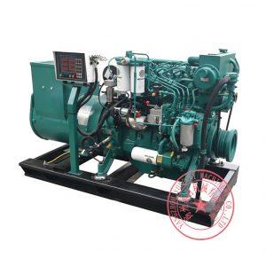 64kw Weichai marine diesel generator