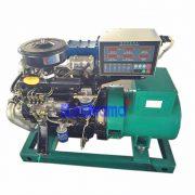 Weichai marine diesel generator 12kw