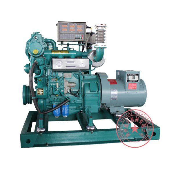 Weichai marine diesel generator 30kw
