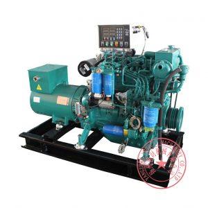 50kw Weichai marine diesel generator