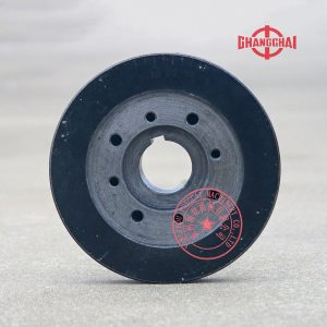 Changchai ZN385Q crankshaft pulley wheel
