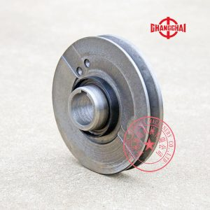 Changchai ZN385Q crankshaft pulley wheel and oil seal