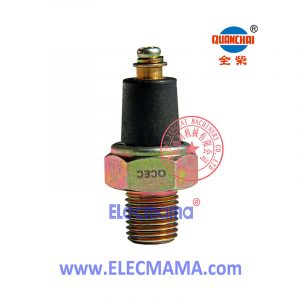 Quanchai QC385D oil pressure sensor