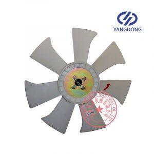 Yangdong YD480D cooling fan blade