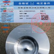 QC480D Quanchai engine piston -4