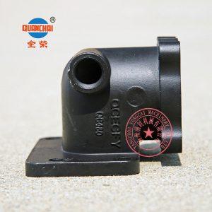 QC480D Quanchai thermostat housing