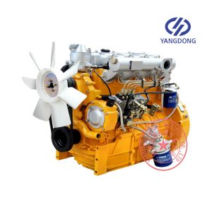 Yangdong 4 cylinders diesel engines for tractor