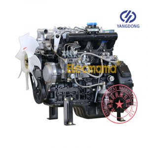 Yangdong YSD490D diesel engine for genset
