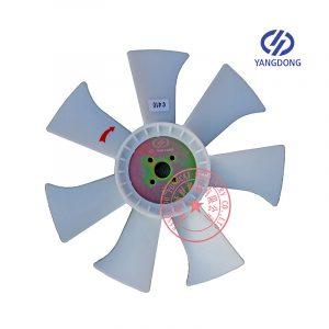 Yangdong Y495D cooling fan blade