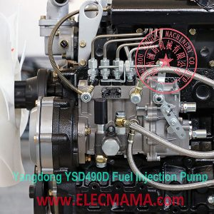 Yangdong YSD490D fuel injection pump BH4Q85R8