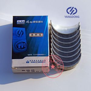 Yangdong 4 cylinders diesel engine connecting rod bearings