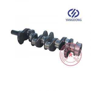 Yangdong 4 cylinders diesel engine crankshaft