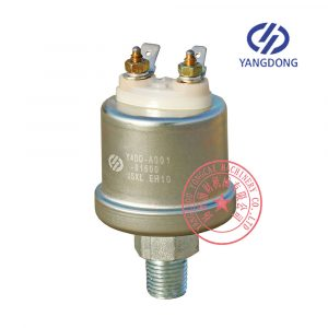 Yangdong Y495D oil pressure sensor