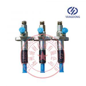 Yangdong 3 cylinder diesel engine fuel injector