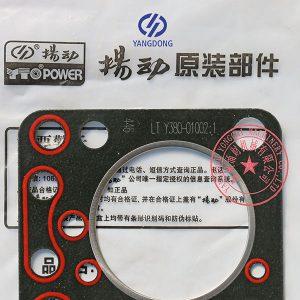 Yangdong YD380D cylinder head gasket Y380-01002