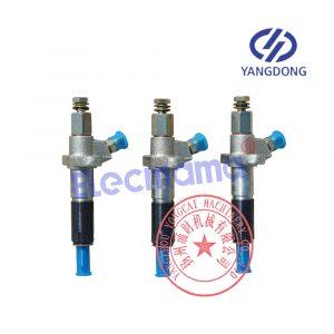 Yangdong YD380D engine fuel injector