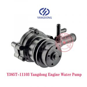 Yangdong YD385T diesele engine water pump