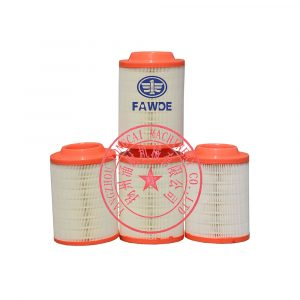 FAW 4DW81-23D air filter DHP-0029-04