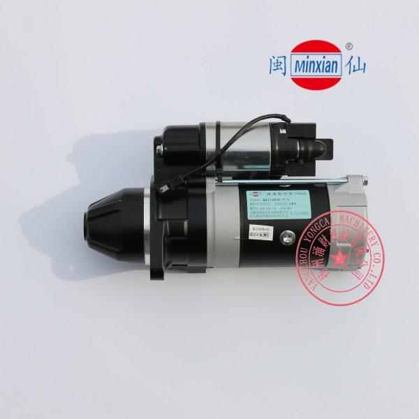 Minxian Starter Motor QDJ1409E-P 3.7KW 12V 11teeth