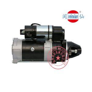 Minxian Starter Motor QDJ1409E-P 3.7KW 12V