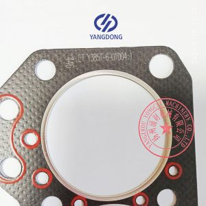 Yangdong YD385D cylinder head gasket Y385T-6-01004