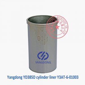 Yangdong YD385D engine cylinder liner