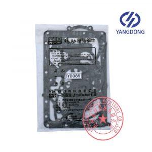 Yangdong YD385D enginee overhaul gasket kit