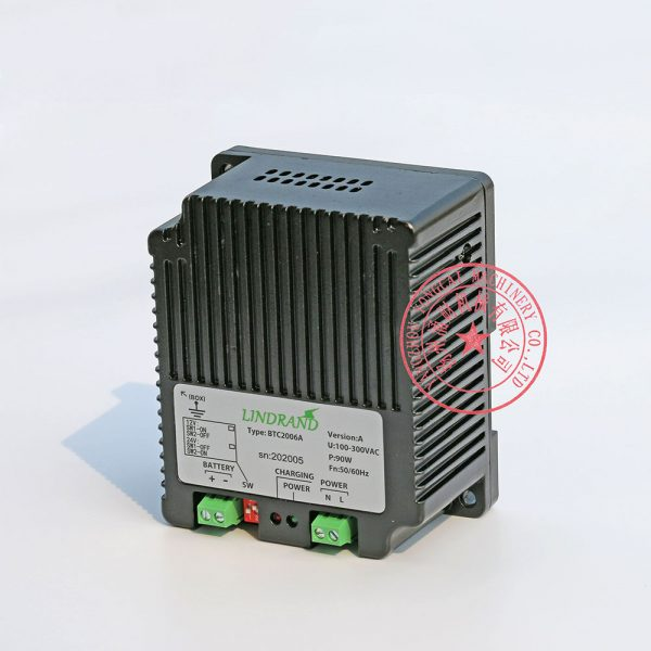 BTC2006A battery charger to replace BC7033A harsen battery charger
