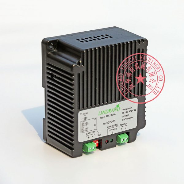 battery charger BTC2006A to replace battery charger BC7033A