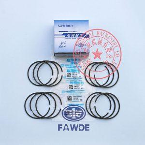 FAW 4DW91-29D diesel engine piston rings 1004BBB-B5G-0000