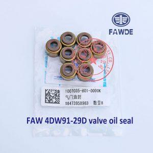 FAW 4DW91-29D valve oil seal