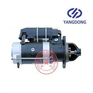Yangdong engine starter QDJ1327 12V 4KW